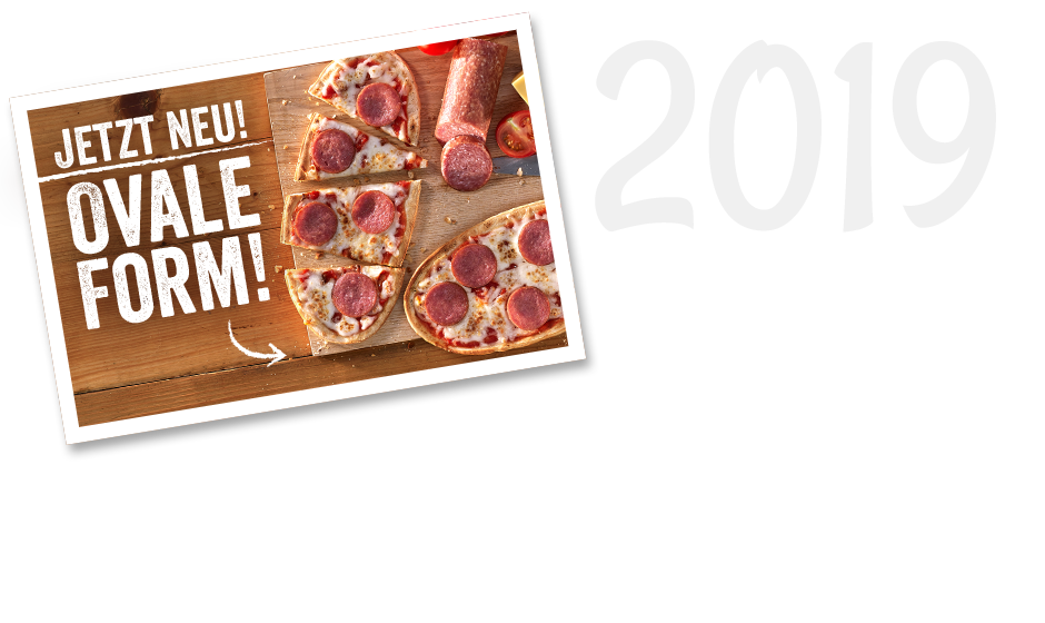 Nestlé Wagner Pizza Original Steinofen Pizzies 2019