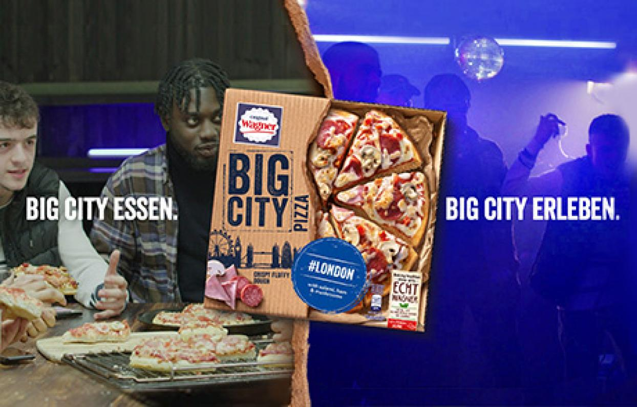 BIG CITY Pizza trifft auf Cosplayer, Rapper & Surfer