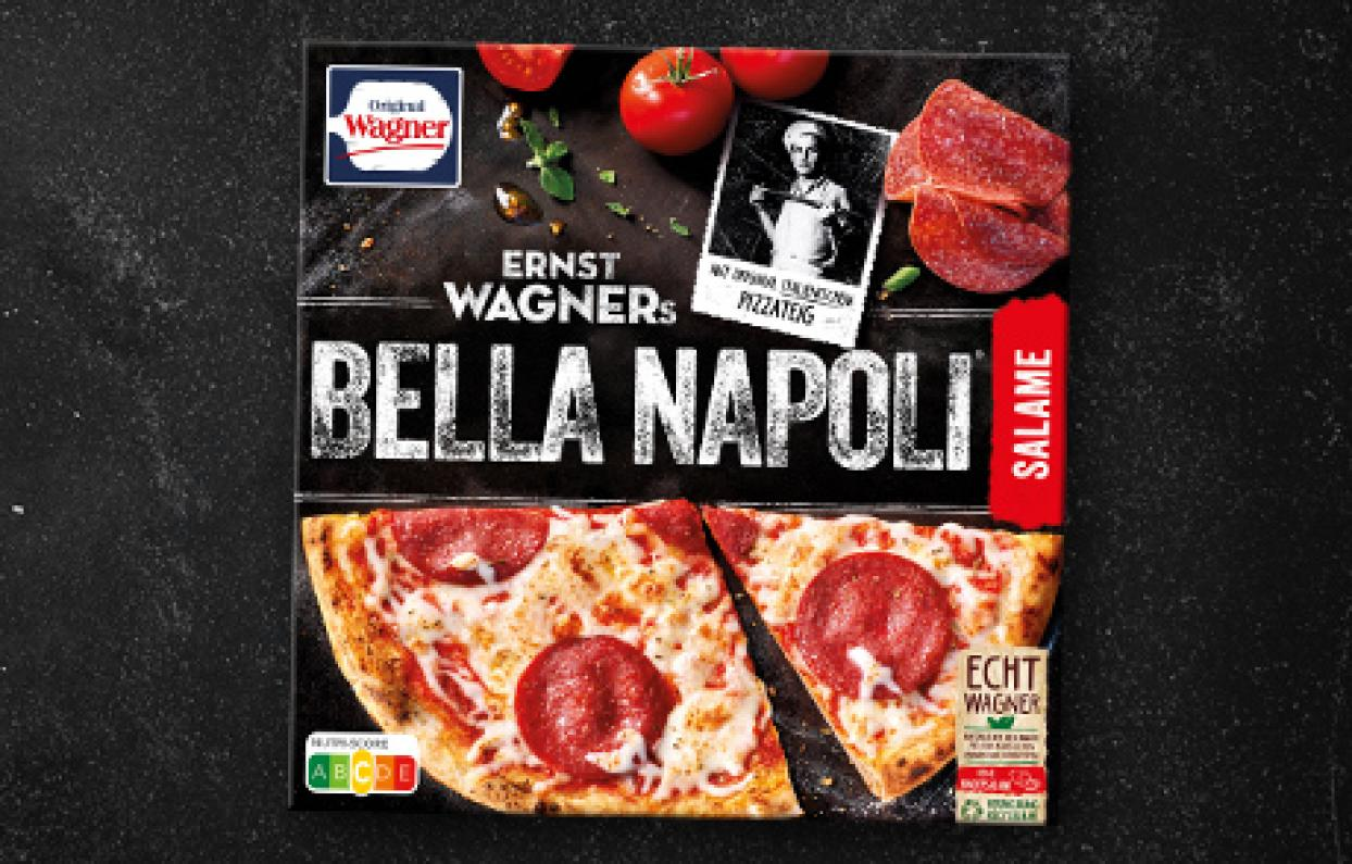ERNST WAGNERs BELLA NAPOLI Salame